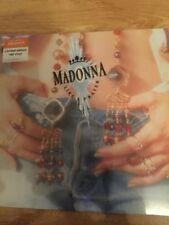 "Madonna 33RPM Speed Pop 12"" Singles"
