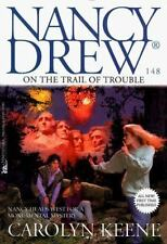 On The Trail Of Trouble (Nancy Drew-ExLibrary