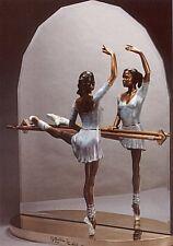 "Ramon Parmenter      ""Reflections II""     Bronze Sculpture"