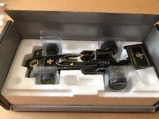 1/18 jps lotus F1 car