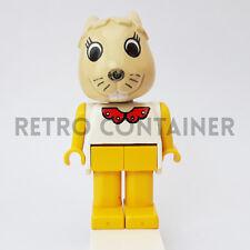 LEGO Minifigures - 1x fab3d - Bunny 4 - Fabuland Omino Minifig Various Set
