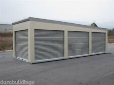 DuroSTEEL JANUS 10'x10' Commercial 3100 Series Windlock Roll-up Door DiRECT