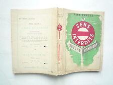 sens interdits de paul reboux chez solar illustrations p d'hey 1951