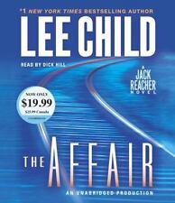 The Affair A Jack Reacher Novel by Lee Child - AUDIO CD