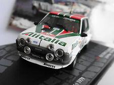 FIAT RITMO 75 ABARTH #20 BETTEGA PERISSINO MONTE CARLO 1979 IXO ALTAYA 1/43