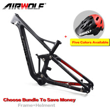 29ER T1000 Full Suspension MTB Carbon Frame Carbon Frame MTB Mountain Bike Frame