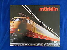 MARKLIN - TRAIN - CATALOGUE / Catalog - VINTAGE - 1983/84F - TOP !