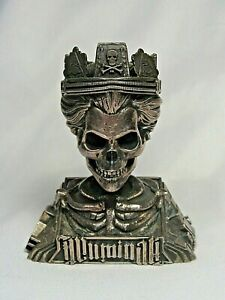 2016 SBSS Silver Bullet Silver Shield SLAVE QUEEN Statue. 20+ oz .925. #14/1000
