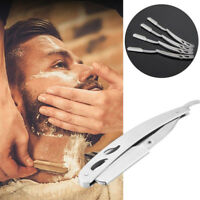 Barber Edge Razor Folding Straight Shaving Razor Stainless Steel Razors H
