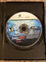 Xbox 360 - WWE SmackDown vs. Raw 2008 - Disc Only - Tested & Guaranteed