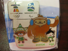 LOT of 50 PINS - Vancouver 2010 Olympics - Mascot Family Pin