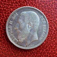 Belgique - Léopold II - très Jolie monnaie de 2 Francs 1867