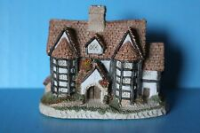 Shirehall By David Winter Hand Made And Hand Painted Great Hampshire Britain1985