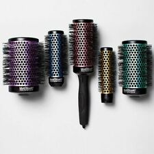 olivia garden multibrush thermal ion multi barrels Set of 6pcs hair brush kit
