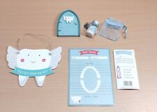 Tooth Fairy Kit - Special Fairy Door and Magic Glitter - Great for Kids