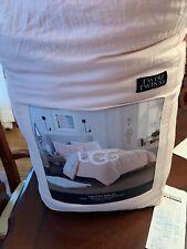 Ugg Full/ Queen Comforter Set - Glacier Grey