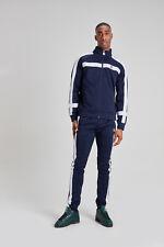 FILA® Vintage Renzo Panelled Pant/Peacoat Blue - Small