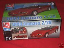 1:25 AMT Plastic Model Kit 1994 Camaro Z/28