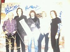 Rod Argent Signed Colin Blunstone Autograph The Zombies A
