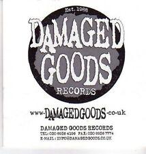 (DA567) Cowbell, Tallulah - 2012 DJ CD