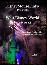 Walt Disney World - Fireworks DVD