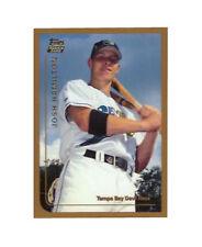 1999 Topps Traded Josh Hamilton Tampa Bay Devil Rays #T66 Baseball Card