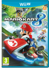 MARIO KART 8 WII U BRAND NEW FAST DELIVERY!
