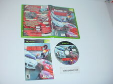 BURNOUT 2: POINT OF IMPACT game complete in case w/ manual - MICROSOFT XBOX