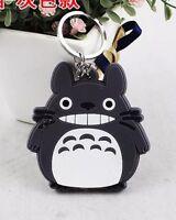 "Totoro Anime Studio Ghibli Keychain Double Sided 2"" US Seller"