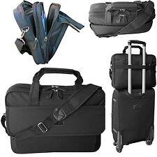 "Laptop Shoulder Cabin Travel Bag Messenger Compartments Suit15.6"" Christmas Gift"