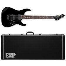 ESP LTD KH-602 Kirk Hammett Signature Black NEW Guitar + Hard ESP Case Floyd EMG