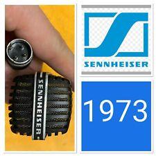 Sennheiser md412 MD 412 = Little Brother of md421 vintage microphone - 1973