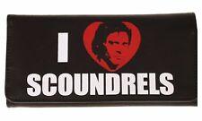 Star Wars Wallet Han Solo I Love Scoundrels Women Rock Rebel Us American Movie