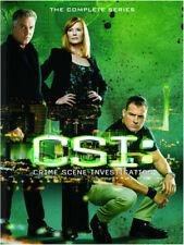 CSI: Crime Scene Investigation: The Complete Series [New DVD] Boxed Set, Dubbe
