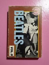 SALE! THE BEATLES CASSETTE TAPE- VOL.9- SGT PEPPERS LONELY HEARTS CLUB BAND