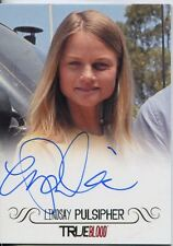 True Blood Premiere Full Bleed Autograph Card Lindsay Pulsipher