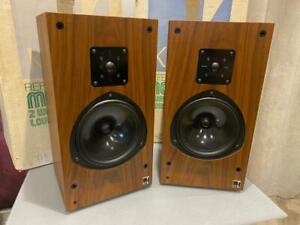 KEF Reference 103.2 vintage Speakers Fully Working & Boxed Great Sound.