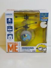 Minions Flying UFO Ball New in Box
