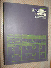 1980 AUTOMOTIVE ENGINES REPAIR SHOP MANUAL FIREBIRD SERVICE FORD DODGE GM TEXT