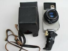 "RARE Linhof Technikar 220 camera with 95mm f:3.5 lens with case, NICE ""LQQK"""