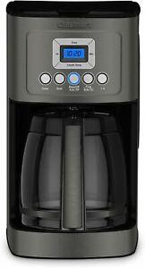 Cuisinart DCC-3200BKSP1 Perfectemp Coffee Maker, 14 Cup Progammable with Glass C