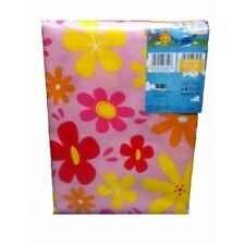 Miss Sunshine Flowers 66 X 72 Inch Drop Curtain Pair Brand New Gift