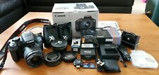 Canon Eos Rebel T6 (1300D) 18MP with Additional Accessories