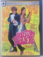 Austin Powers: International Man of Mystery (DVD, 1997)