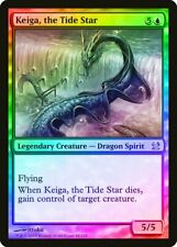 Keiga, the Tide Star FOIL Modern Masters PLD Blue Mythic Rare CARD ABUGames