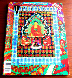 PSYCHEDELIC BUDDHISM Terence McKenna Timothy Leary DMT LSD Ram Dass Ayahuasca