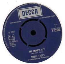 "Small Faces(7"" Vinyl)My Mind's Eye / I Can't Dance With You-Decca-F 125-Ex/Ex-"