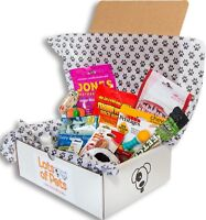 Lots of Pets Teeny Meenie Dog Party Box for Dogs Up to 20 lbs.