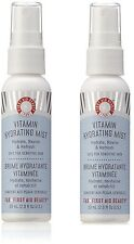 Lot of 2 First Aid Vitamin Hydrating Mist ~ Hydrate/Revive/Refresh ~ 2 oz each