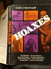 Hoaxes by Curtis MacDougall (1982, Paperback)